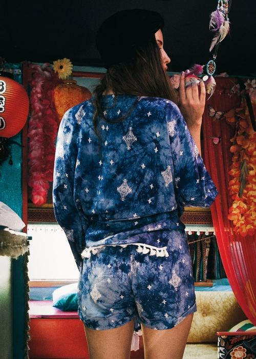Gypsy Kimono + Shorts