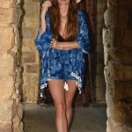 Gypsy Set - Tassel Kimono & Shorts