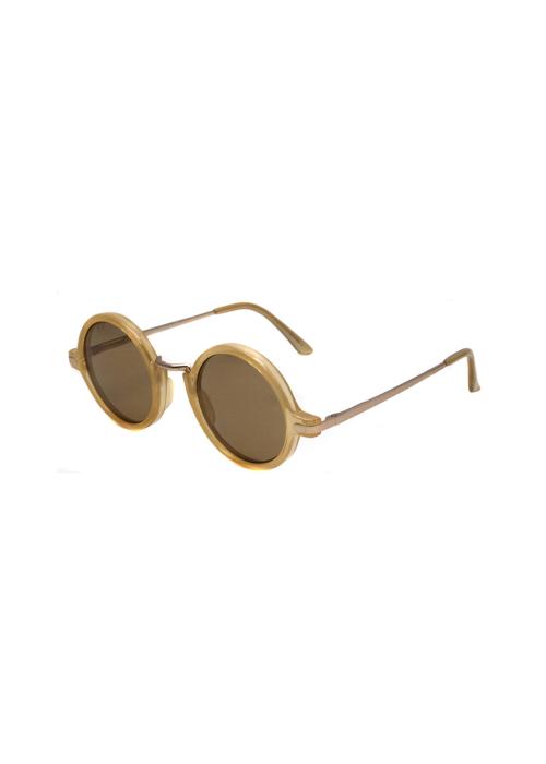 Dirty Disco Retro Sunglasses Sand
