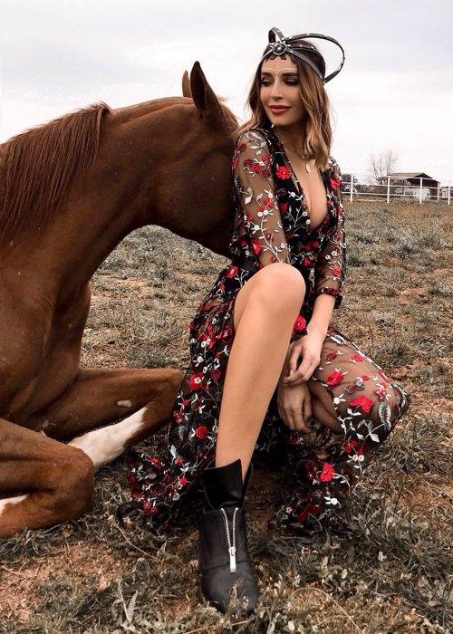Le Rouge Dress