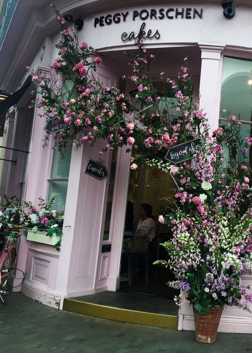 Pink Afternoon at Peggy Porschen