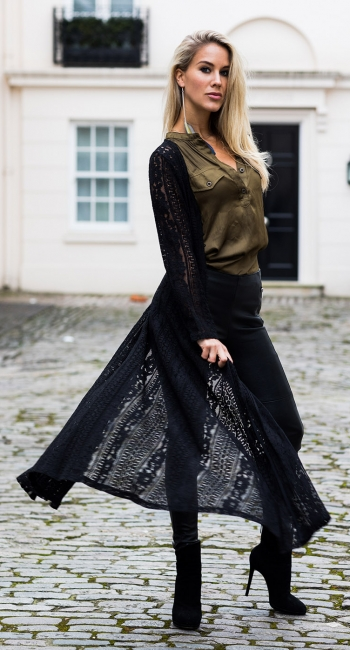 The London Lace dress