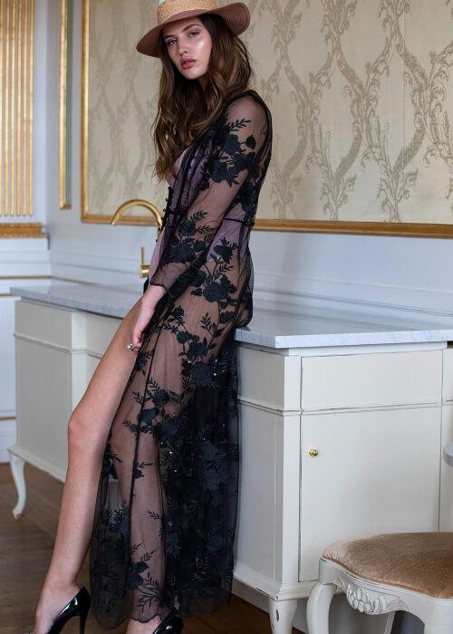 La Nuit Dress